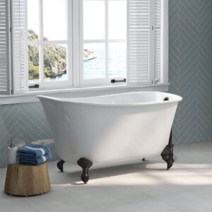 Swedish Slipper Tub with ORB Clawfeet 02