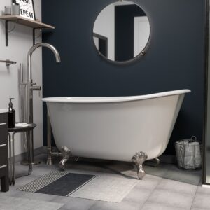 Swedish Tub TC58SWCI-150-PKG-BN
