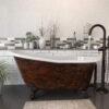 Cast Iron Clawfoot Tub ST61-NH