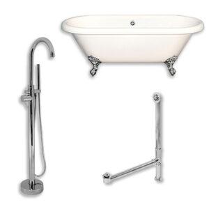 clawfoot tub,