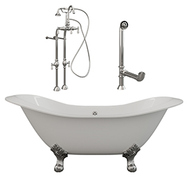 Cast Iron Tub Packages
