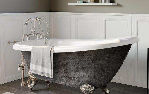 Painted Bathtubs