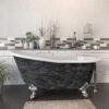 Cast Iron Clawfoot Tub ST61-DH-BN-SP