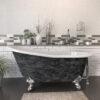 Cast Iron Clawfoot Tub ST61-DH-CP-SP