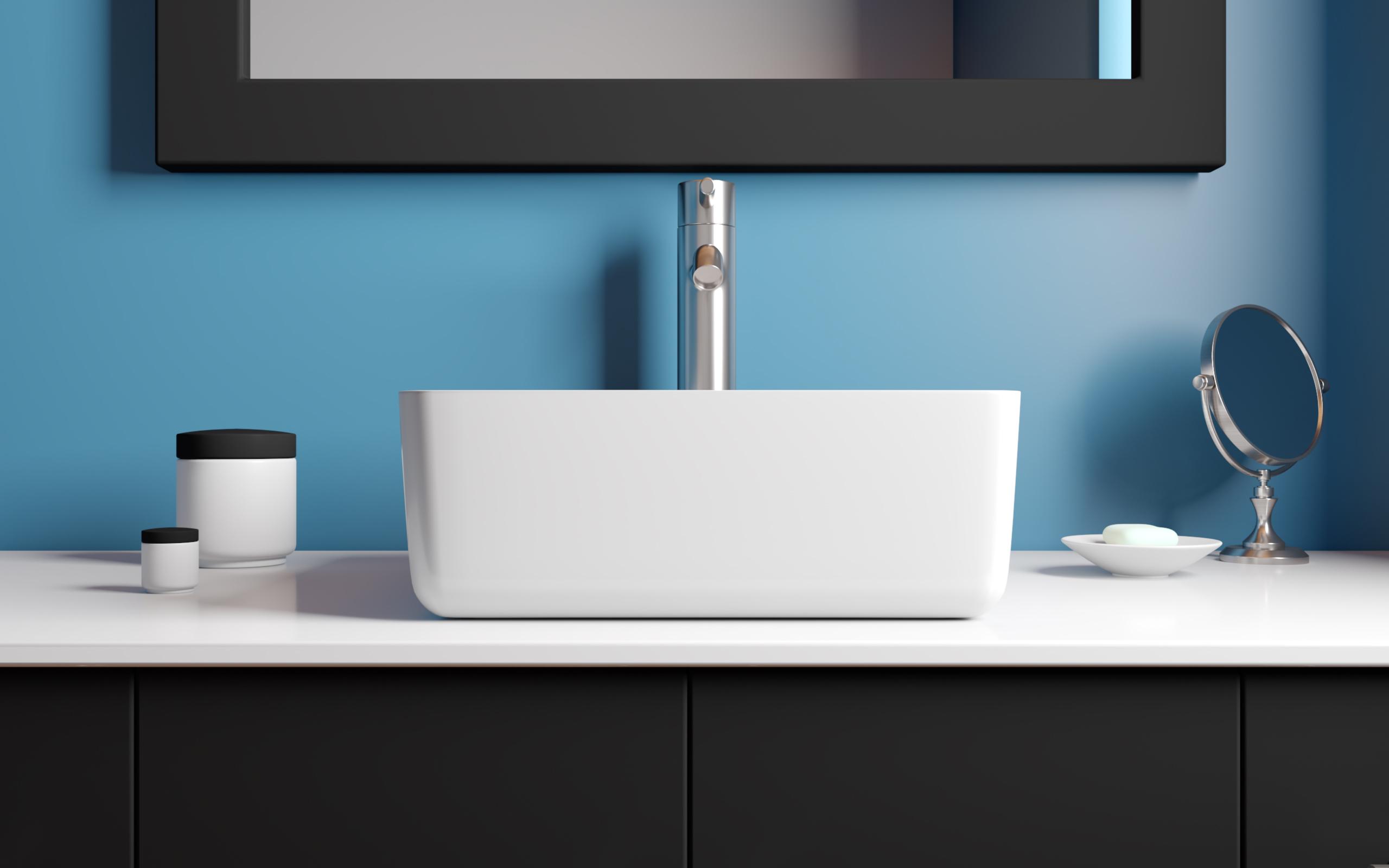 CAM16SVES square sink 01