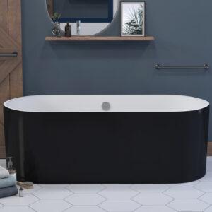 ES-FSDE71-B Black DE Tub